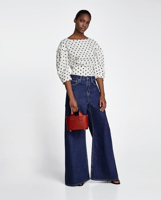 Zara Mini Tote Bag