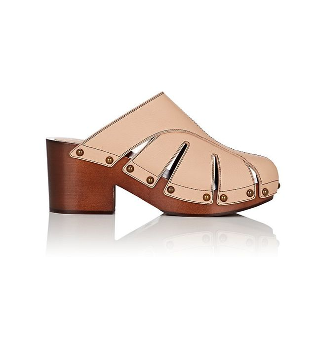 Women's Quinty Leather Clogs