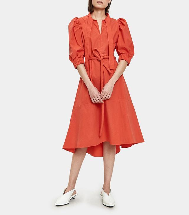 Miranda Dress in Poppy