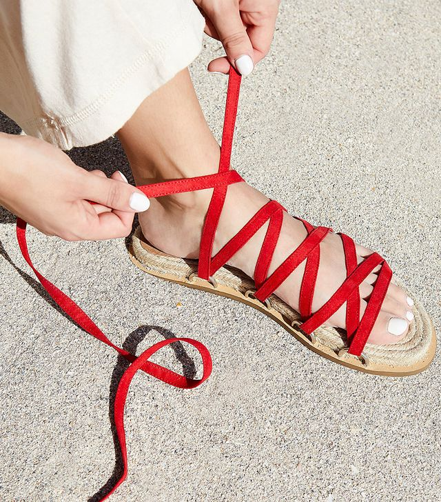 Free People Vegan Essentials Sandals