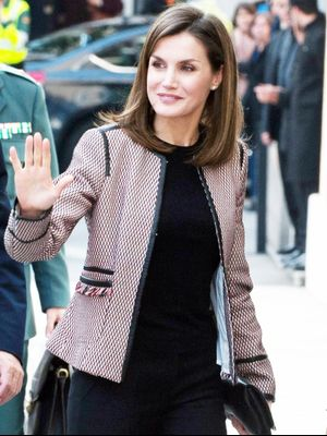 Queen Letizia Definitely Plays Favorites With These 3 Brands
