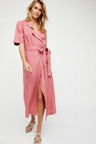 Klara Wrap Dress by Free People