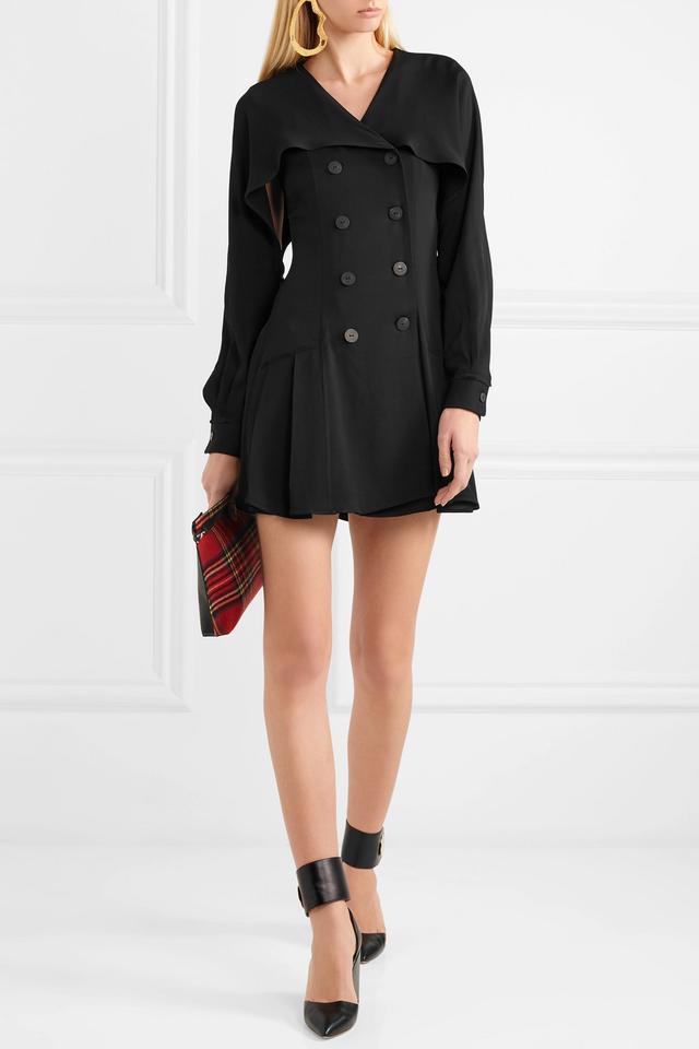 JW Anderson Crepe Mini Dress