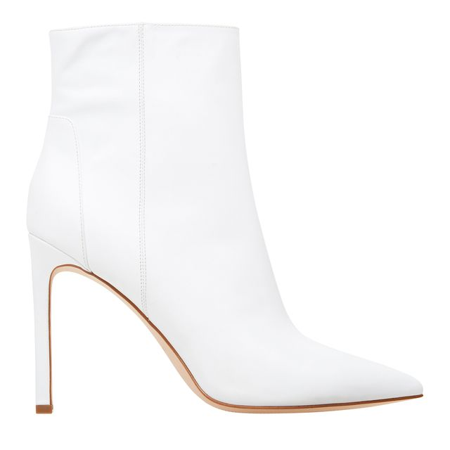 Nine West Tabata Boot in White