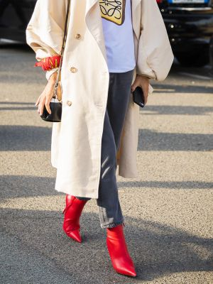 Here's Exactly What to Wear With Red Shoes