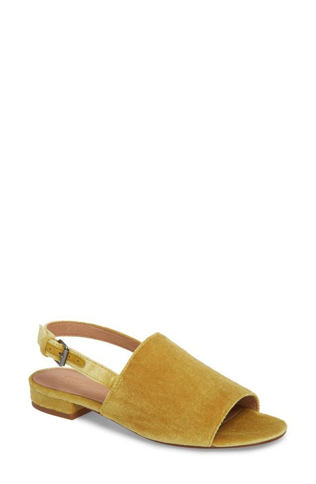 Noelle Slingback Sandal