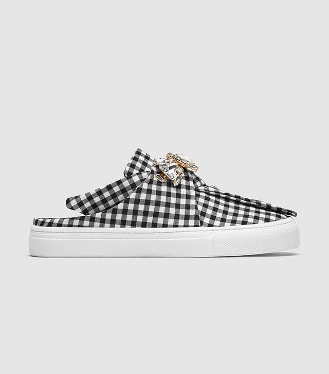 Zara Mule Sneakers