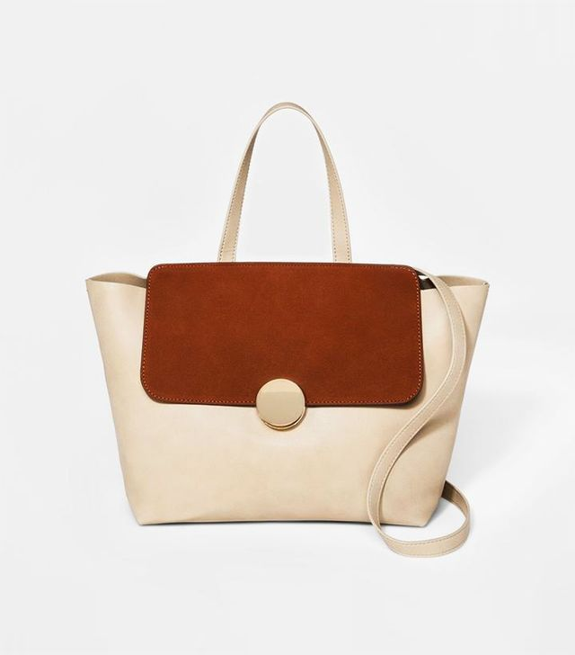 Who What Wear Top Handle Crossbody Bag
