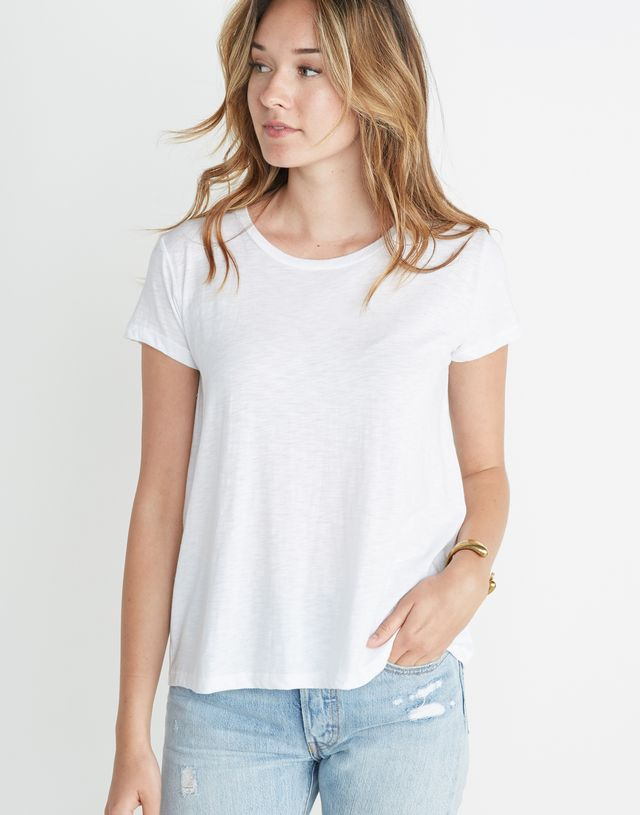 the most comfortable t shirts to travel in whowhatwear au