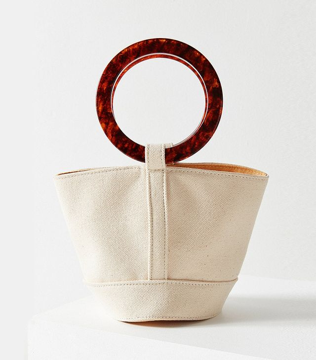 Catelyn Mini Bucket Bag