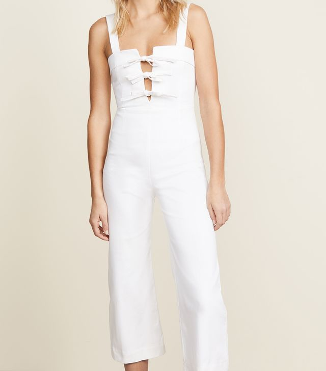Darcie Denim Jumpsuit