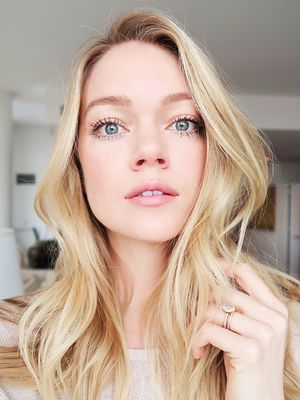 Lindsay Ellingson Keeps These Hair Products in Constant Rotation