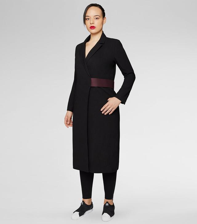 Universal Standard Indra Blazer Coat