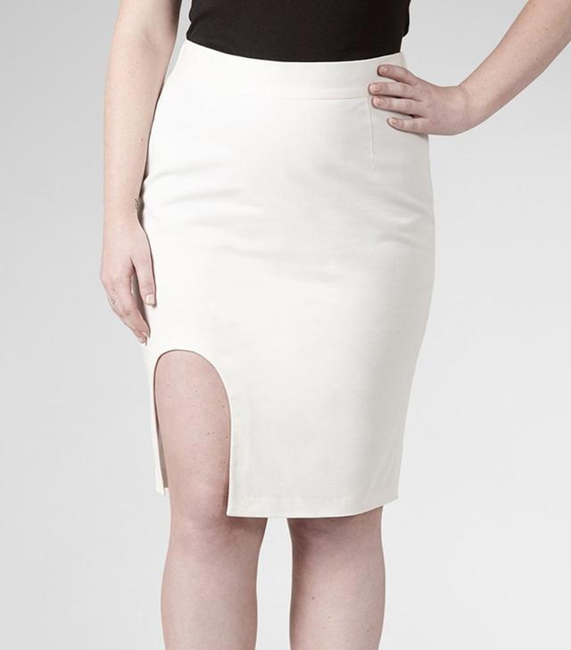 Universal Standard Unity Cutout Skirt