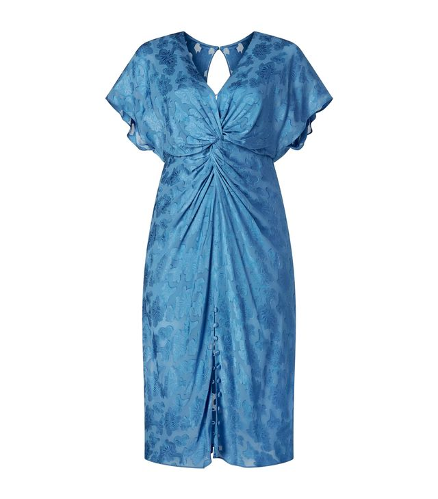 Prabal Gurung Jackie Knot Front Dress