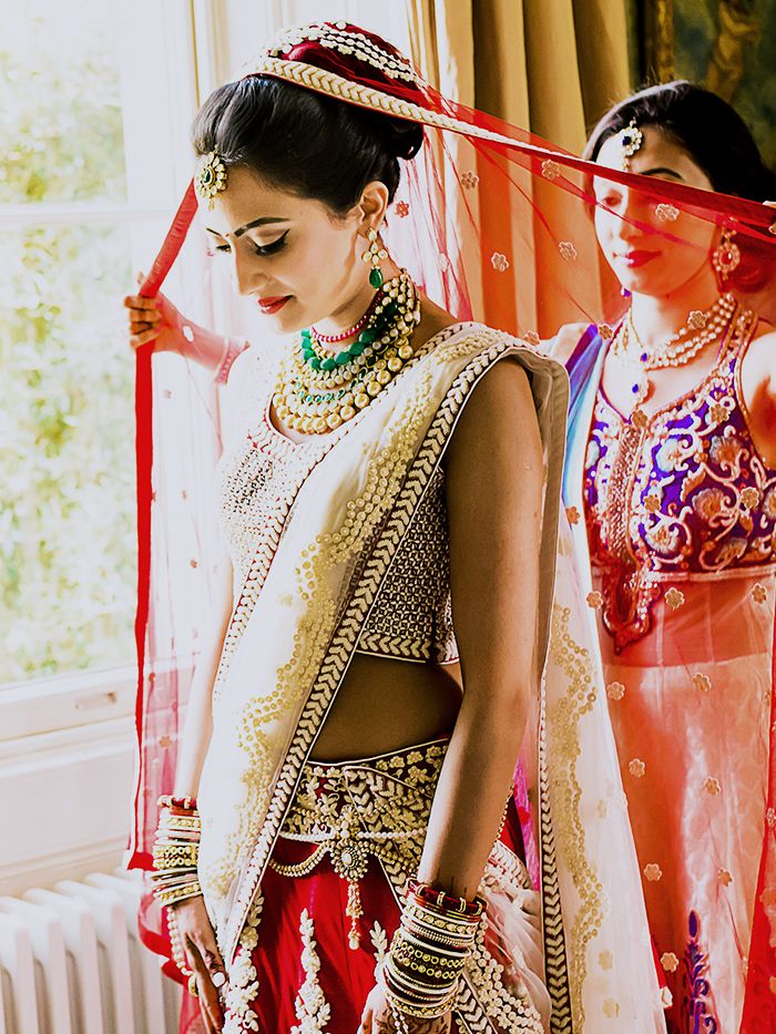 Where To Find The Best Indian Wedding Dresses Who What Wear