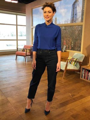 Emma Willis Just Showcased the Coolest Walthamstow-Based Denim Brand