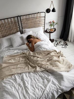 This Is the #1 Sleep Position for Lower Back Pain (If You Sit at a Desk All Day)