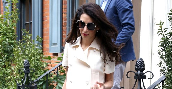 Amal Clooney's Princess Shoes Are Actually Pretty ...