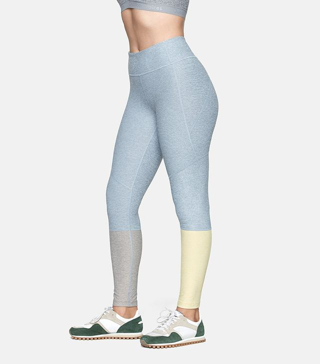 Outdoor Voices Dipped Warmup Legging