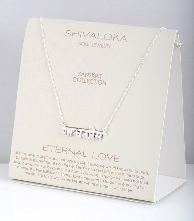 Shivaloka Eternal Love Necklace