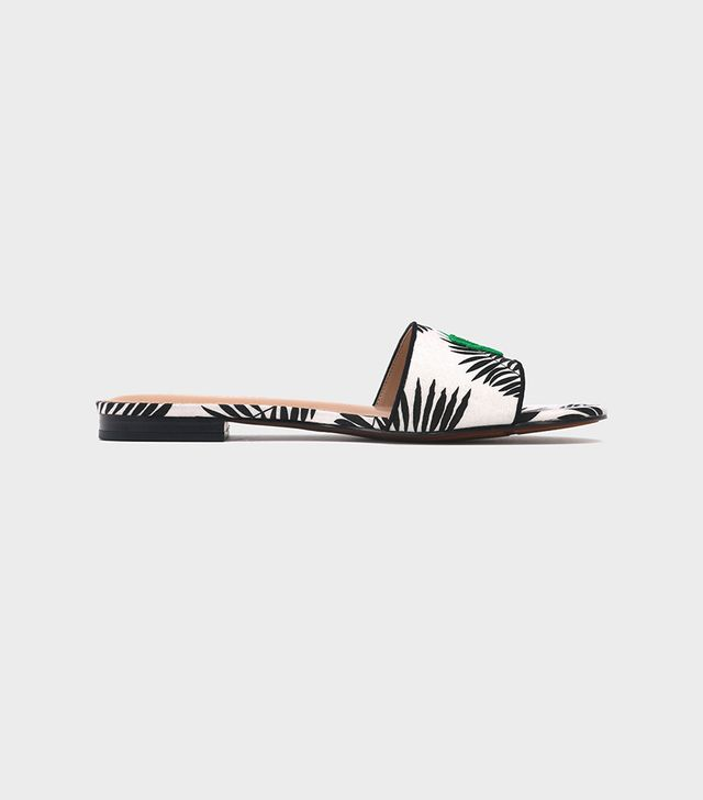 Sloane Palm Slide Sandals