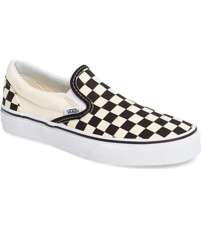 Wear Checkered Vans