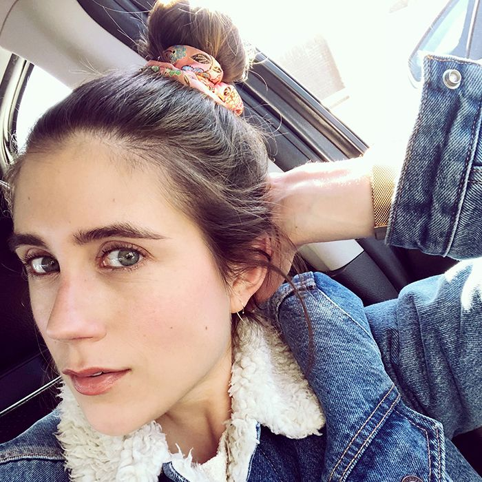 Scrunchies are back