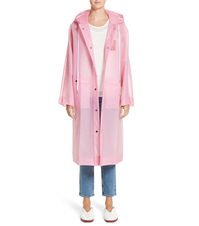 Pswl Graphic Raincoat