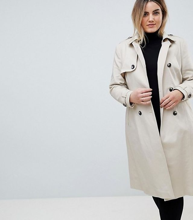 River Island Belted Trench Coat