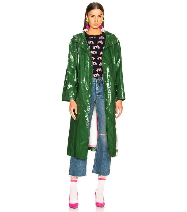 Alexachung Hooded Raincoat