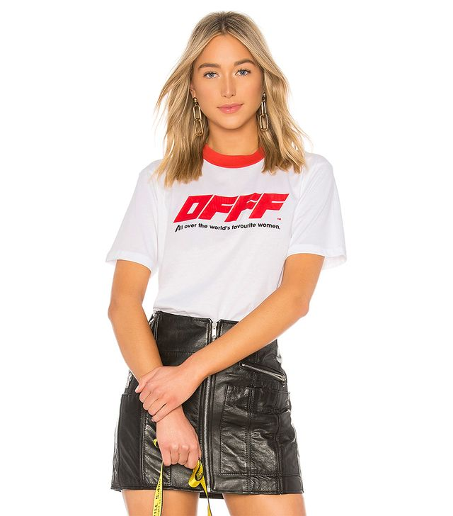 Off-White OFFF Oversized Tee
