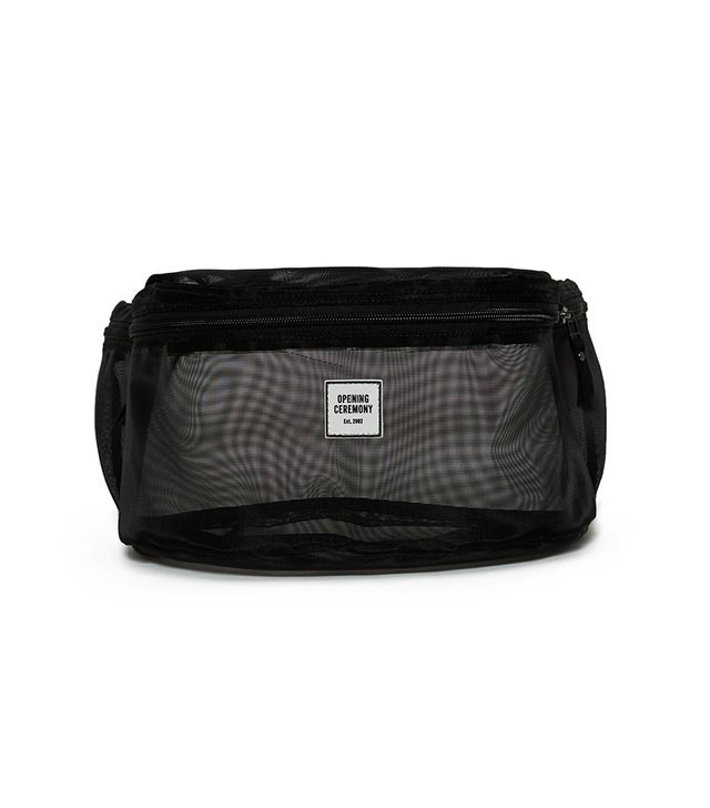 Opening Ceremony Mesh Fanny Pack