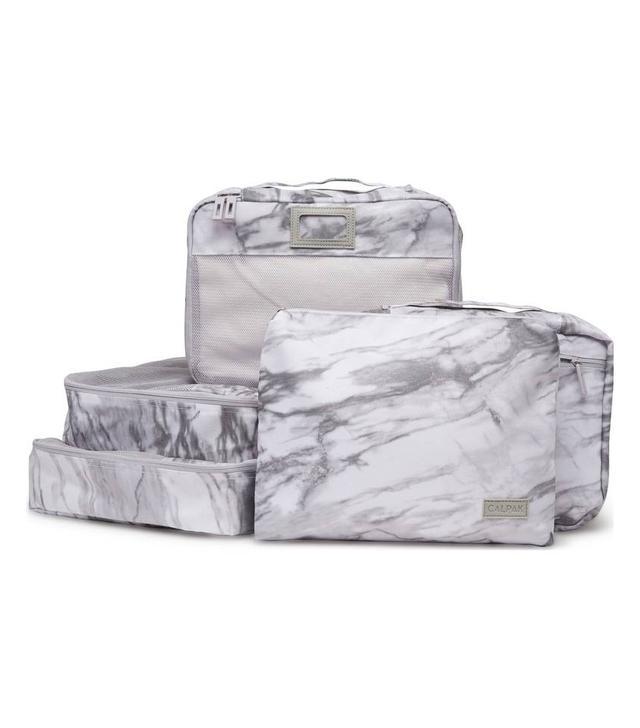 Calpak 5-Piece Packing Cube Set - Pink