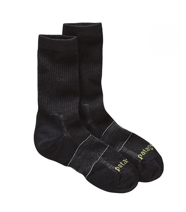 Patagonia Lightweight Merino Hiking Crew Socks