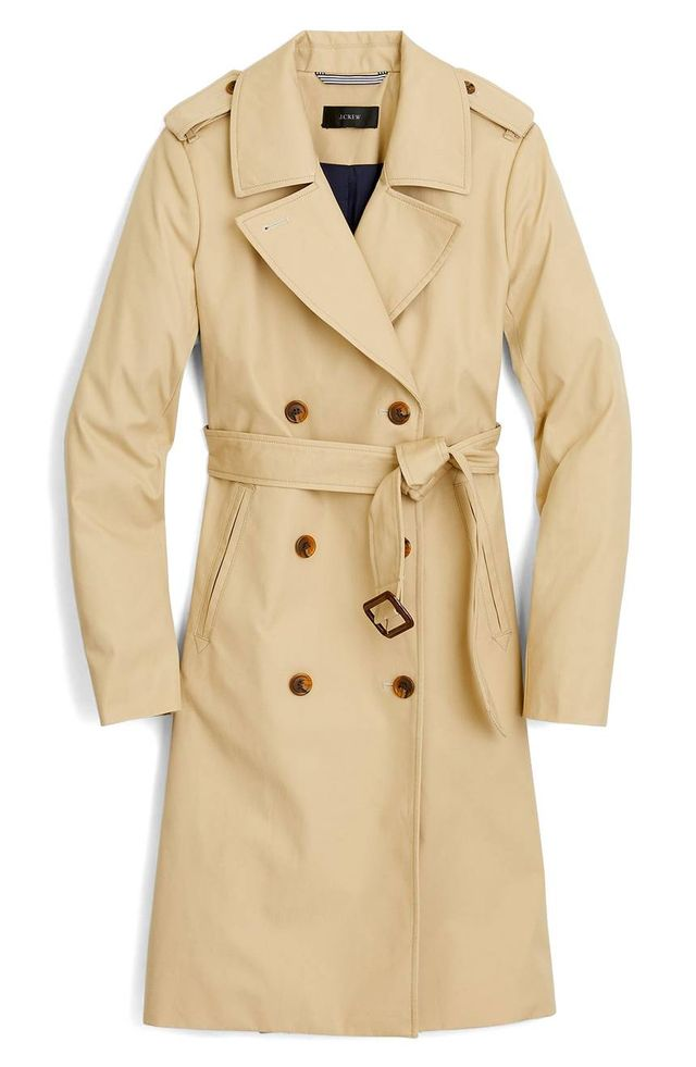Women's J.crew Dion Trench Coat
