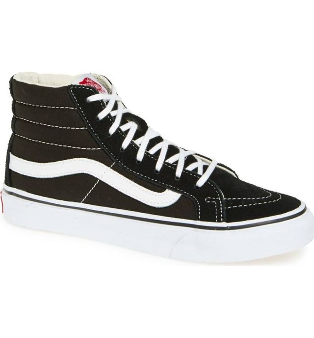 Sk8-Hi Slim High Top Sneaker