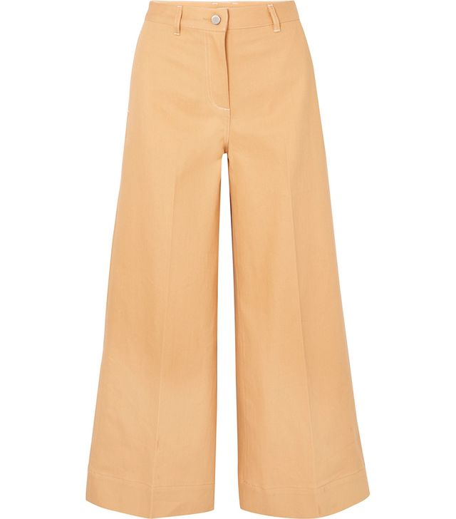 Ace High-Rise Wide-Leg Jeans