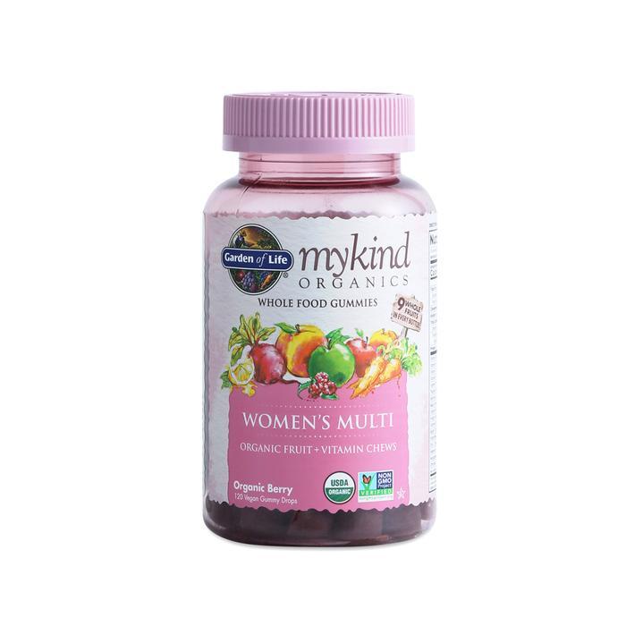 MyKind Organics Women's Gummy Multivitamin by Garden of Life