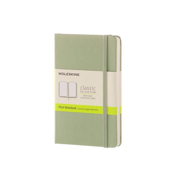 Classic Notebook in Green by Moleskine