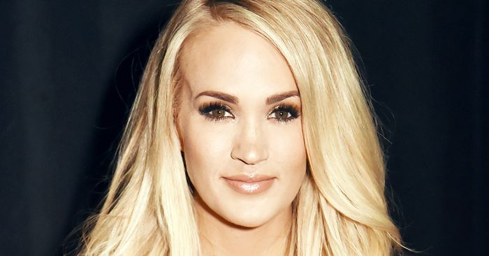 Carrie Underwood Reveals Her Face Post Stitches Byrdie