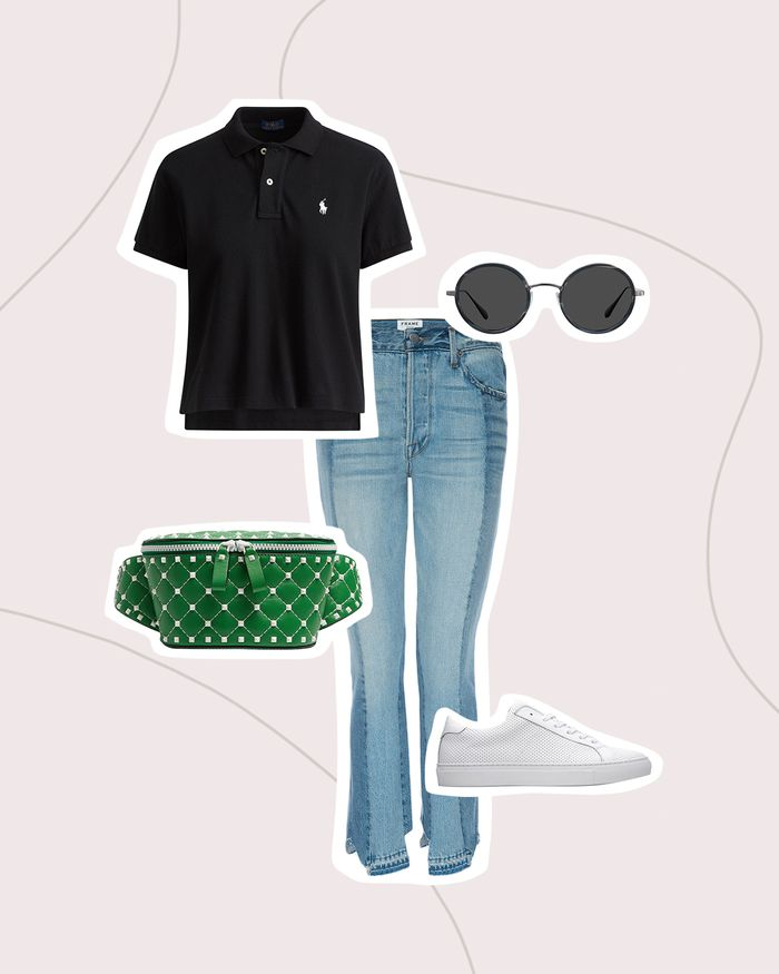 4 Cool Ways to Wear a Polo Shirt | Who What Wear