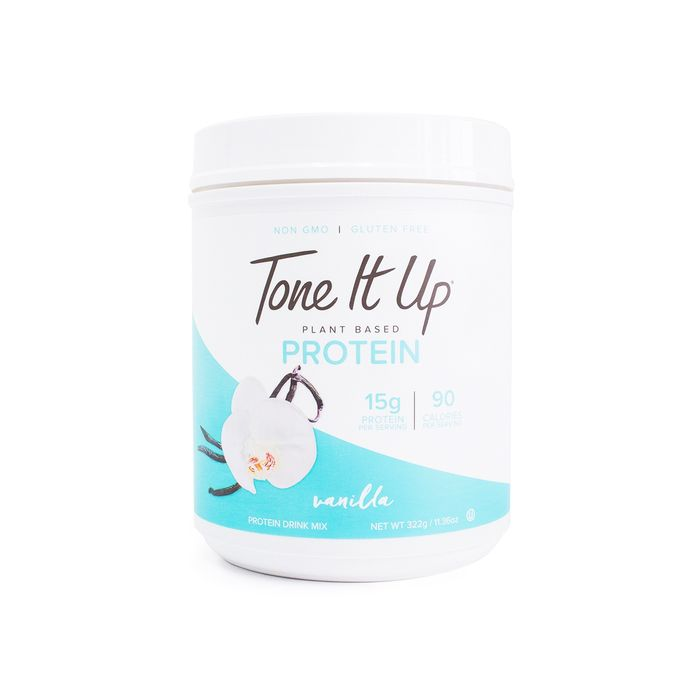 Plant-Based Protein Powder by Tone It Up