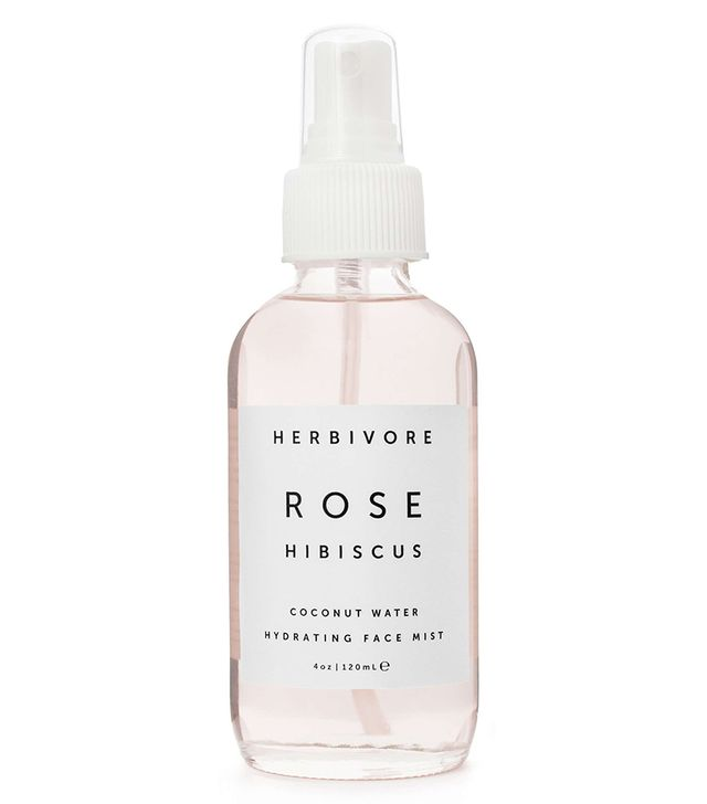 Rose Hibiscus Coconut Water Hydrating Face Mist 4 oz/ 118 mL