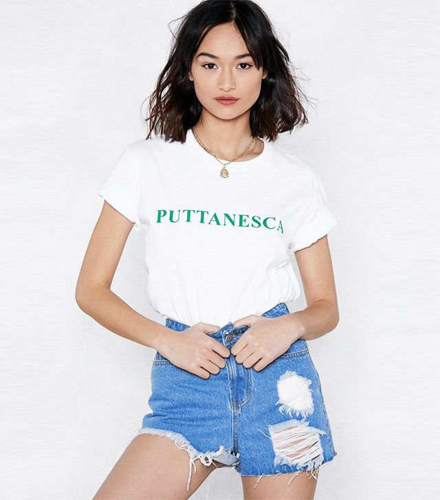 Puttanesca Relaxed Tee