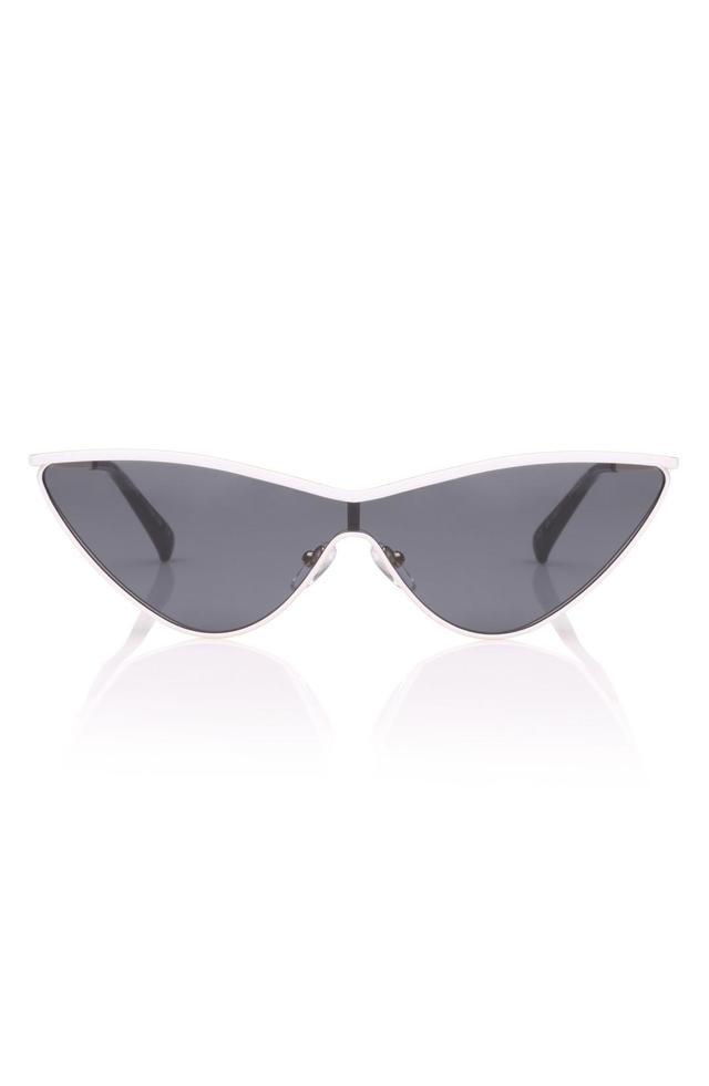 X Adam Selman The Fugitive 71Mm Sunglasses -