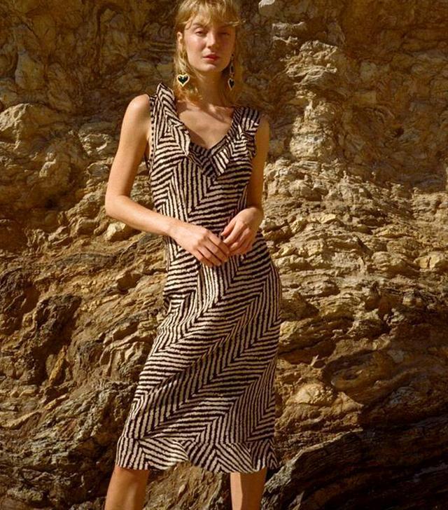 Ciao Lucia Federica Dress Zebra