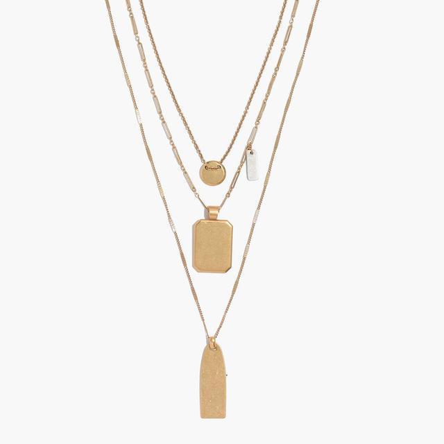 Treasure Pendant Necklace Set