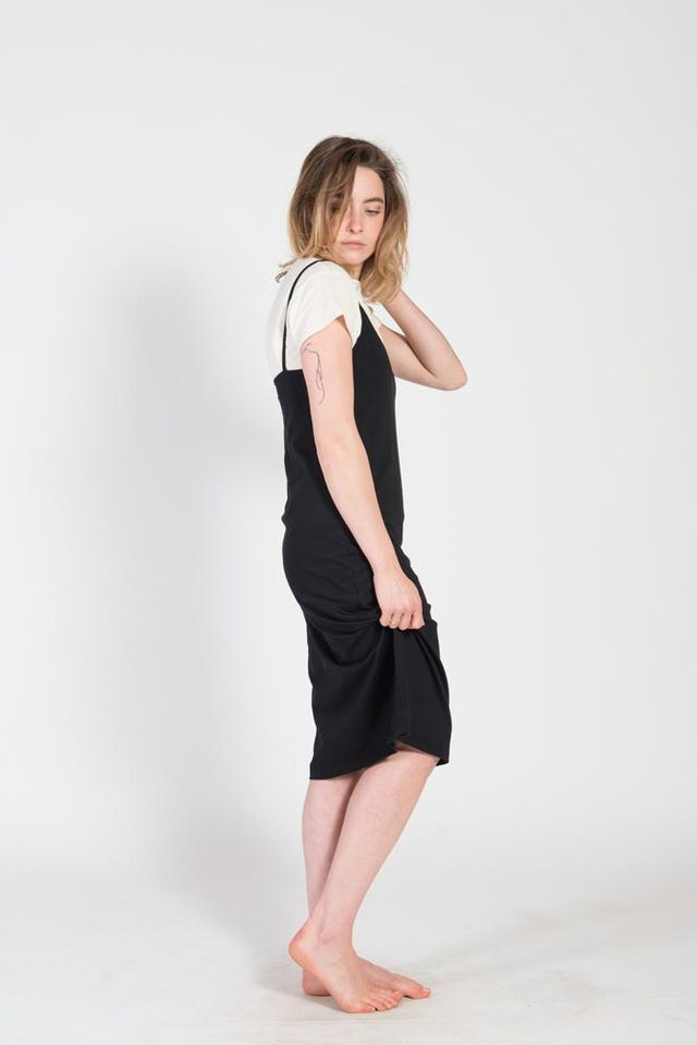 Vege Threads Organic Singlet Dress