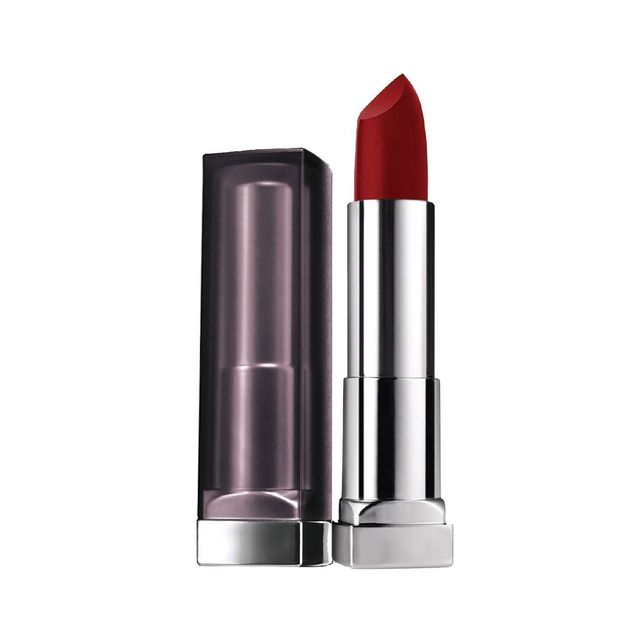 Color Sensational Creamy Matte Lip Color in Rich Ruby